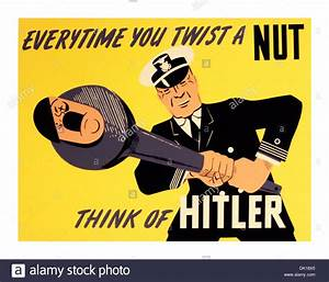Humorous WW2 propaganda poster for the US military war ...
