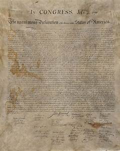 Rare copy of Declaration of Independence survived Civil ...
