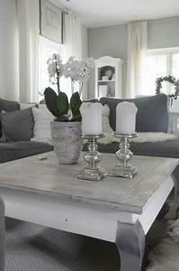 Deko In Weiß : wohnzimmer deko wei ~ Yasmunasinghe.com Haus und Dekorationen