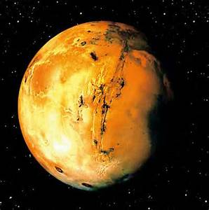 Characteristics of the Planet Mars - Pics about space