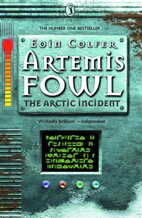 The Arctic Incident  Artemis Fowl Fangathering
