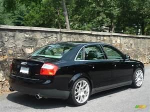 Audi A4 2003 : 2003 brilliant black audi a4 3 0 quattro sedan 31204170 photo 10 car color ~ Medecine-chirurgie-esthetiques.com Avis de Voitures