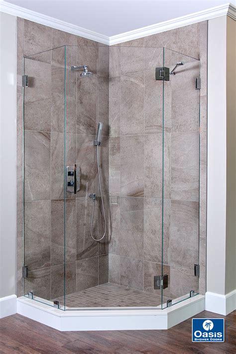 custom shower enclosures oasis shower doors