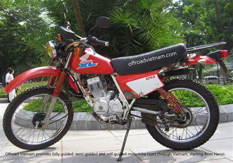 second hand motocross bikes for sale honda xl125 for sale in hanoi offroad vietnam adventures