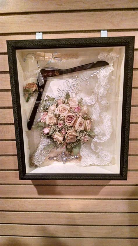 wedding shadow box ideas images  pinterest