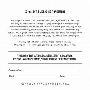 Print release templates photo marketing copyright for Wedding photo release form