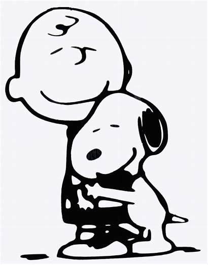 Brown Clipart Charlie Snoopy Cut Characters Clipground