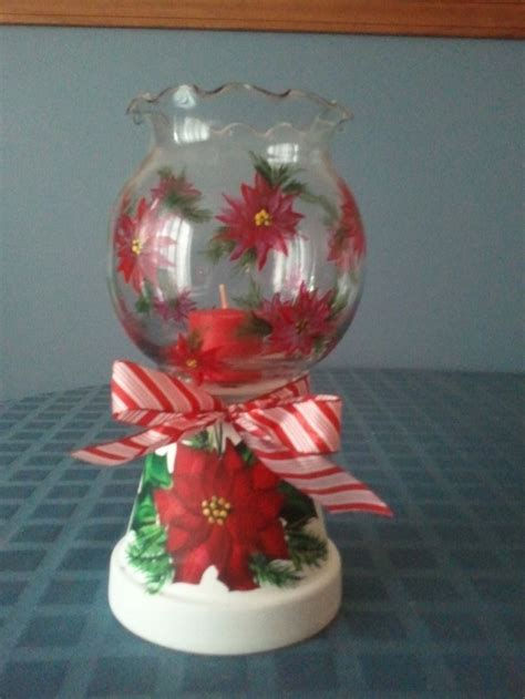 one of many christmas themed candle holders on sale in
