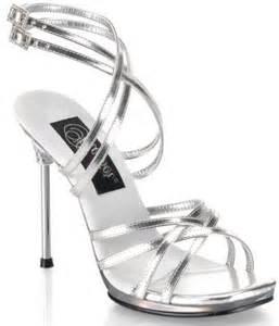 bridesmaid shoes silver silver high heel bridesmaid shoescherry cherry