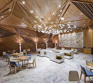 A Portrait of Chengdu: Panorama Designs Yue Restaurant ...