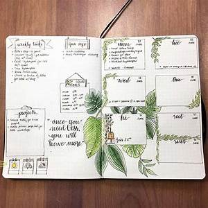 21 Creative Bullet Journal Ideas Page 2 of 2 StayGlam