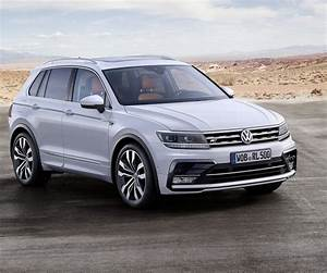 Volkswagen Tiguan 2016 : 2016 volkswagen vw tiguan release date review and redesign ~ Nature-et-papiers.com Idées de Décoration