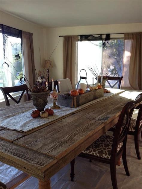 ana white  year  barnwood table diy projects
