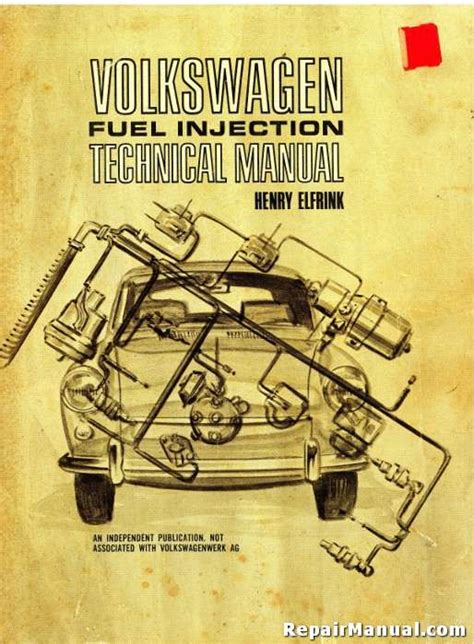 volkswagen type  fuel injection technical manual