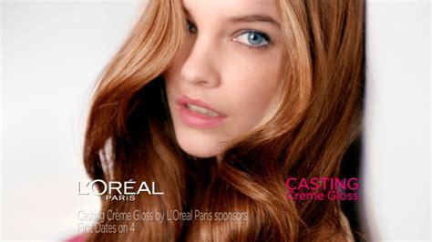 L'oreal Paris Casting Crème Gloss Sponsorship Ident 15sec
