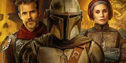 Mandalorian Characters Disney Snags Nom Globe Golden