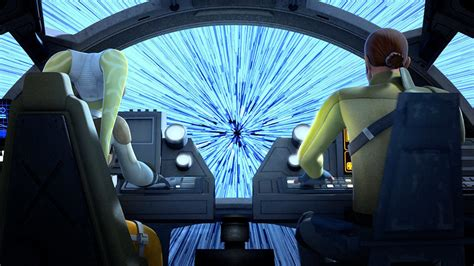 Star Wars Rebels Entanglement Short Star Wars Rebels