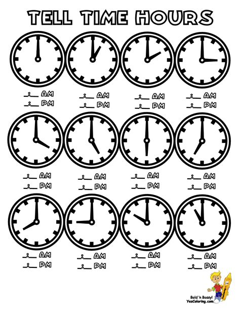 tell time quarter hour how to read clock free