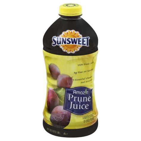 Sunsweet Amazin Prune 340g sunsweet amazin prune juice publix