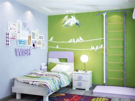 Interior Design For Kids Room At Modern Home Design Ideas