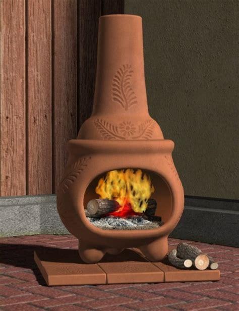 Cheap Chiminea - wood or coal stove smaller than a fatsco tiny tot