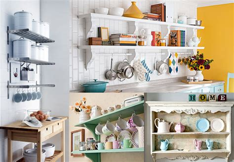 ideas  aprovechar las paredes en la cocina los tiempos