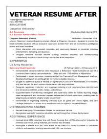 Veteran Resume Service by To Civilian Resume Free Resumes Tips