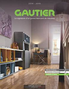 Catalogue Monsieur Meuble : gautier meubles catalogue table de lit ~ Dallasstarsshop.com Idées de Décoration