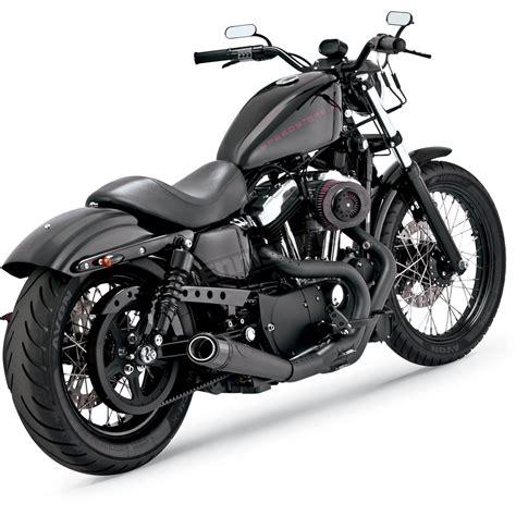 roland sands design rsd slant 2 into 1 exhaust system 1800 1561 harley davidson motorcycle