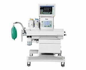 Perseus A500 Anesthesia Machine