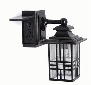 outdoor lighting solar led more the home depot canada With outdoor flood lights with electrical outlet