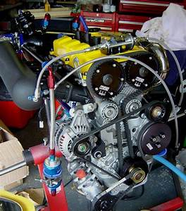 St170 Turbo Engine Rebuild - Cgi