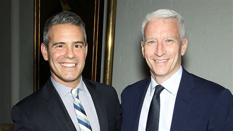 andy cohen and anderson cooper friends cnn will replace kathy griffin with andy cohen for new