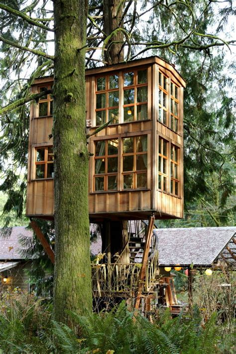 Treehouse Point See Inside The World's Coolest Hotel