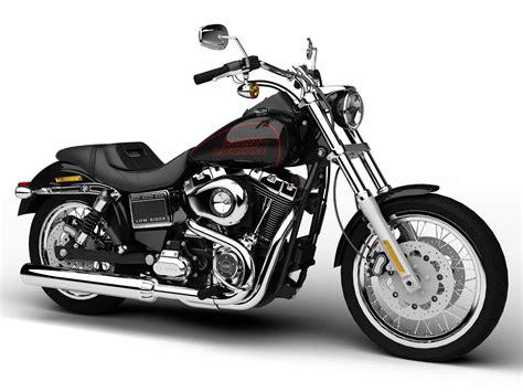 Harley-davidson Fxdl Dyna Low Rider 2015 3d