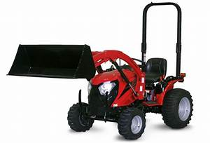 2014 Mahindra Emax 25 Hst Review