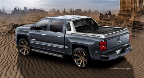 Chevy Silverado High Desert Show Truck Revealed   GM Authority