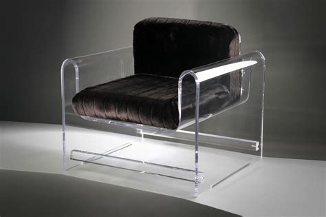 home modern acrylic furniture by aaron r