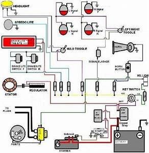 3 Position Ignition Switch-wiring