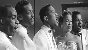 The Platters Take Stage To Sing Their Hit Song. I Was ...