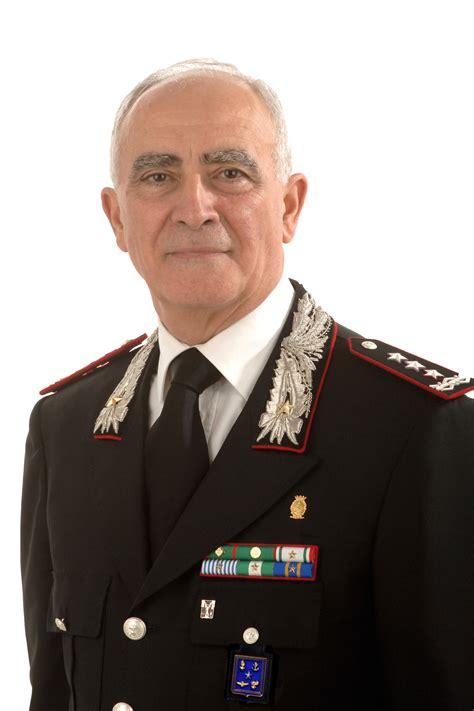 consiglio dei ministri odierno e tullio sette il comandante generale dell arma dei