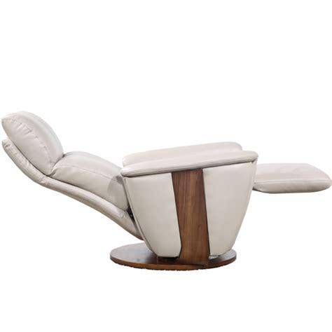 bureau dans une chambre fauteuil lit relax cuir motorisé avec socle rotatif vilacosy