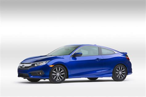 Honda Civic Coupe by 2016 Honda Civic Coupe Looks To Regain Lost Crown