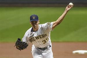 Brewers Name Brent Suter As Game One Playoff Starter