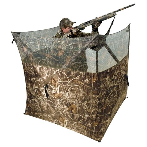 gander mountain ground blinds gander mountain 174 gt ameristep dove and duck field