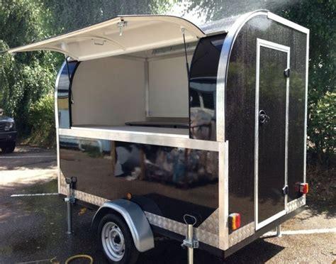 remorque cuisine barbot remorque food truck pour creperie mobile food truck