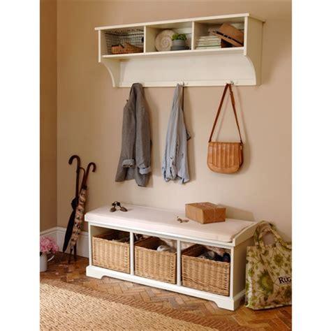 shoe storage unit tetbury ivory bench and shelf unit set b477 with 2198
