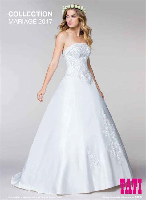 magasin tati mariage robe de mariee courte pas cher tati