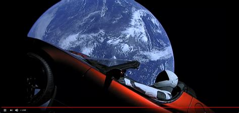 View Where Is The Tesla Car In Space Now PNG