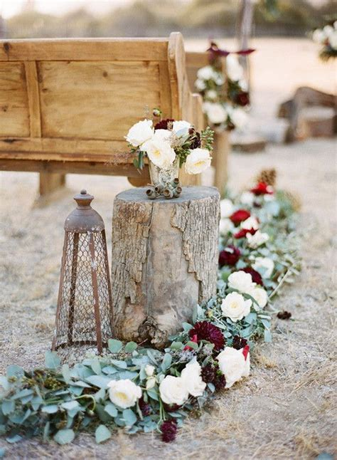 25 romantic winter wedding aisle d 233 cor ideas deer pearl